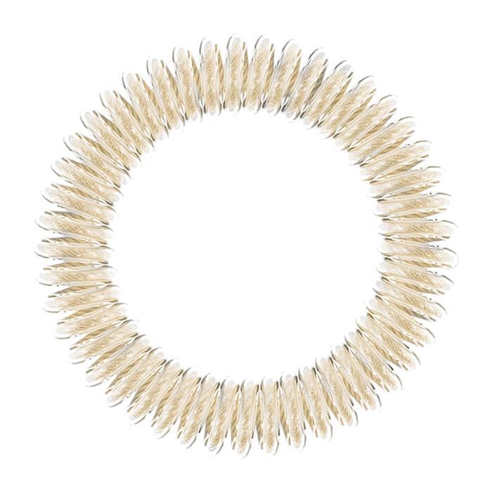 Купить Резинка-браслет для волос Invisibobble Slim - Stay Gold, Тонкая резинка-браслет для волос из искусственной смолы, Китай