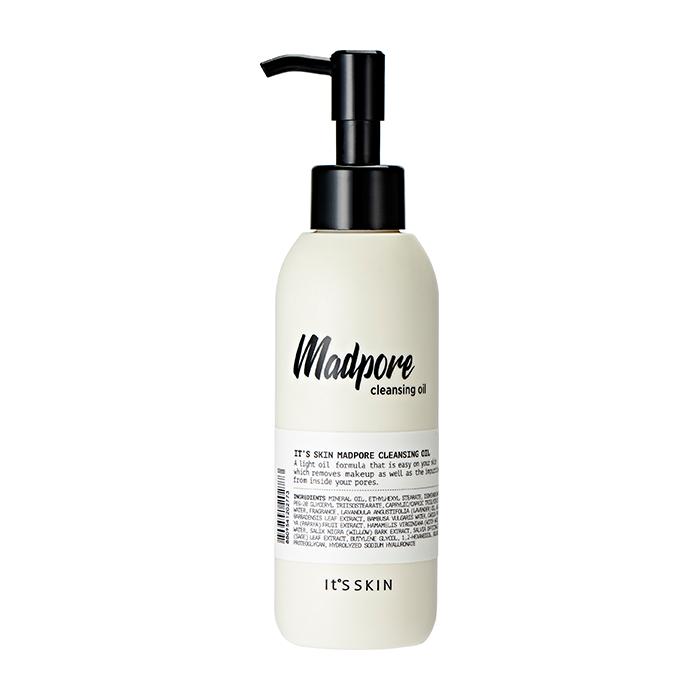 Гидрофильное масло It's Skin Mad Pore Cleansing Oil.