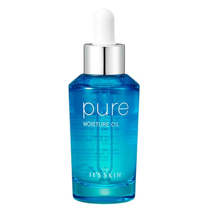Купить Масло для лица It's Skin Pure Moisture Oil, Облегчённое масло на основе воды Аляски для увлажнения лица, Южная Корея
