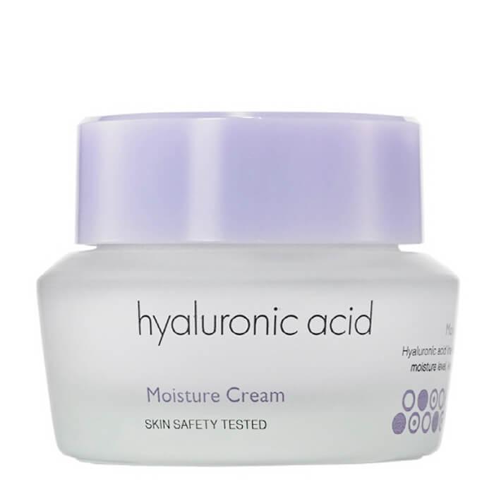 Купить Крем для лица It's Skin Hyaluronic Acid Moisture Cream, Увлажняющий крем для лица с гиалуроновой кислотой, Южная Корея