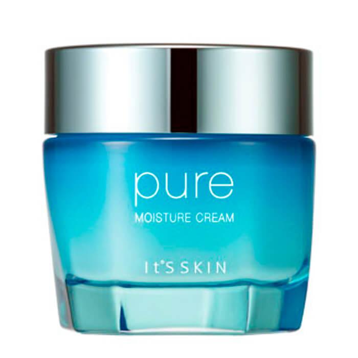 Купить Крем для лица It's Skin Pure Moisture Cream, Интенсивно увлажняющий крем для лица с гиалуроновой кислотой, Южная Корея