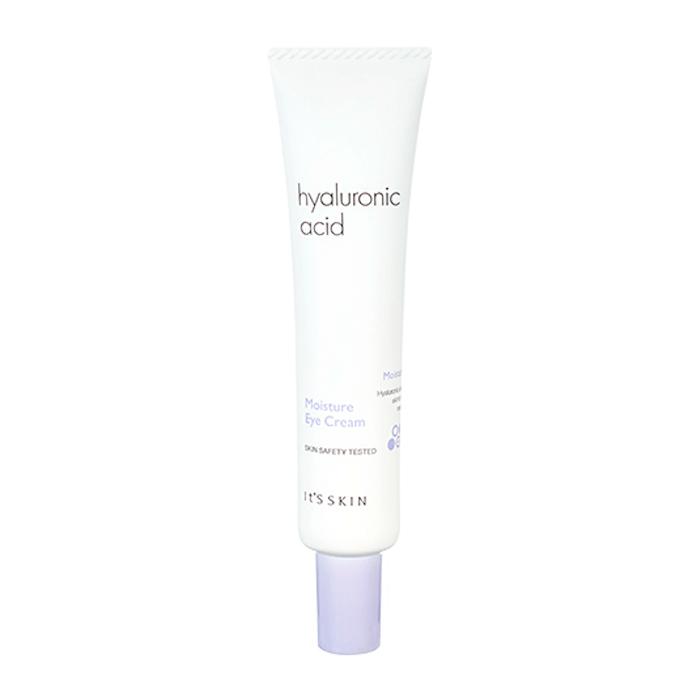 Купить Крем для век It's Skin Hyaluronic Acid Moisture Eye Cream, Увлажняющий крем для кожи вокруг глаз с гиалуроновой кислотой, Южная Корея