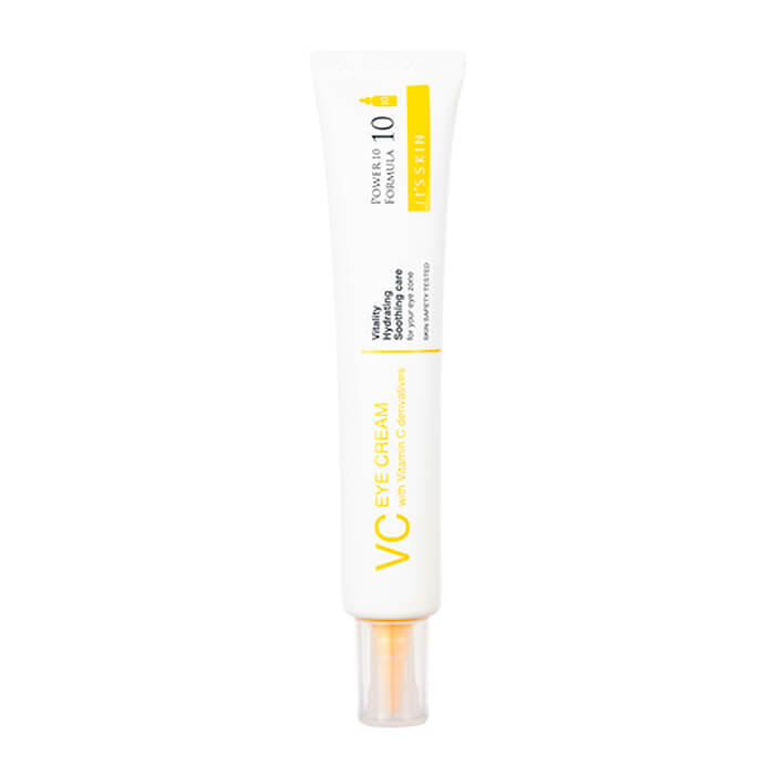 Купить Крем для век It's Skin Power 10 Formula Vc Eye Cream, Осветляющий крем для кожи вокруг глаз с витамином С, Южная Корея