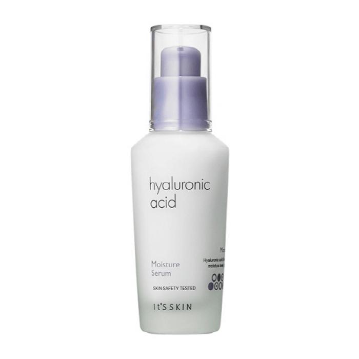 Сыворотка для лица It's Skin Hyaluronic Acid Moisture Serum, Увлажняющая сыворотка для лица с гиалуроновой кислотой, Южная Корея  - Купить