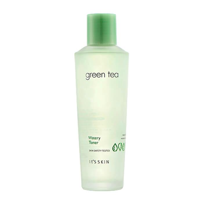 Купить Тонер для лица It's Skin Green Tea Watery Toner, Увлажняющий тонер для лица с экстрактом зелёного чая, Южная Корея