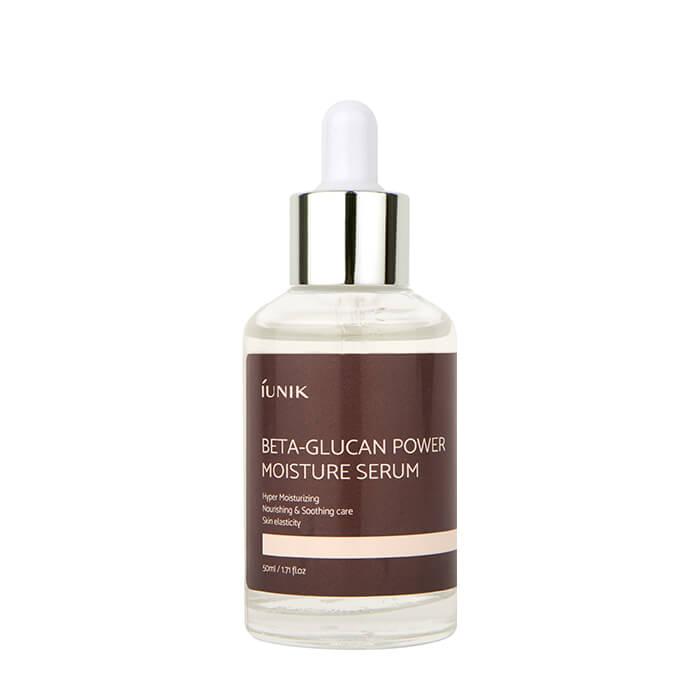 Купить Сыворотка для лица iUNIK Beta-Glucan Power Moisture Serum, Интенсивно увлажняющая сыворотка для кожи лица с 98% бета-глюканом, Южная Корея