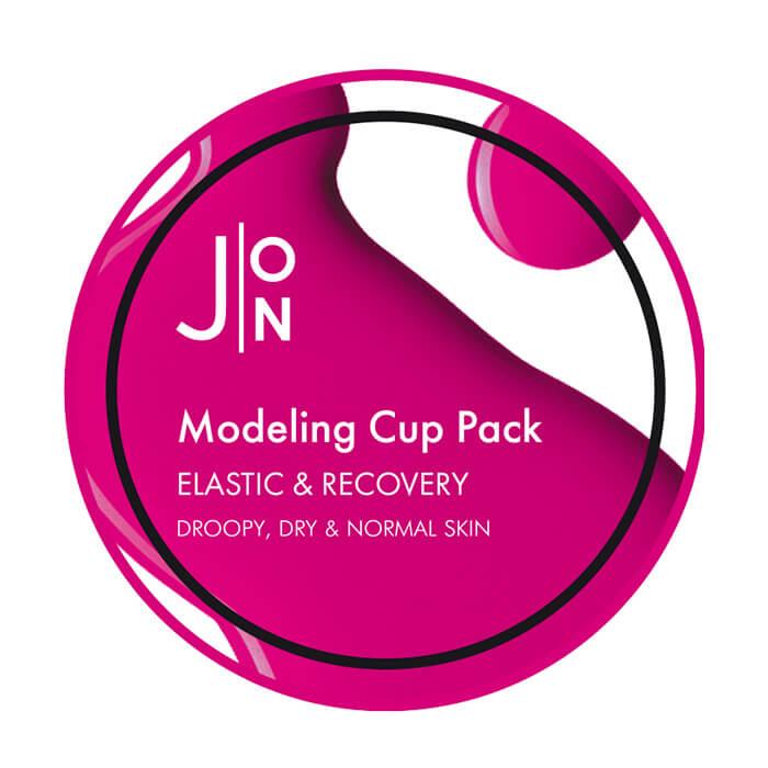 Купить Альгинатная маска J:ON Elastic & Recovery Modeling Pack, Альгинатная маска для эластичности и восстановления кожи лица, Южная Корея