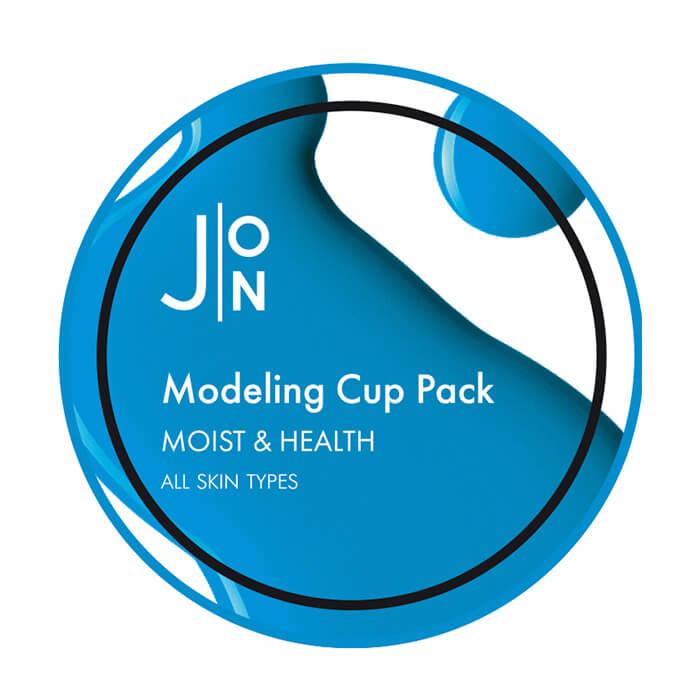 Купить Альгинатная маска J:ON Moist & Health Modeling Pack, Альгинатная маска для увлажнения и оздоровления кожи лица, Южная Корея