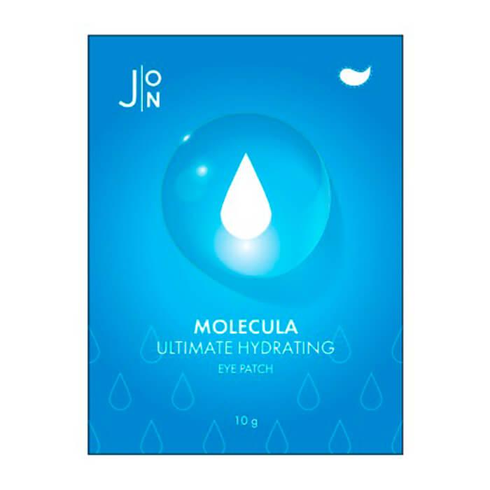 Патчи для век J:ON Molecula Ultimate Hydrating Eye Patch Тканевые патчи для увлажнения кожи вокруг глаз фото