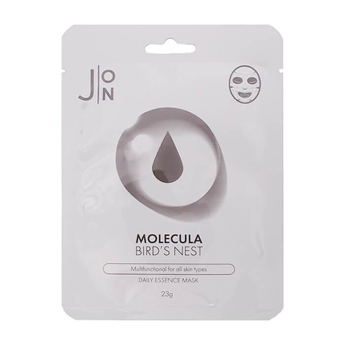 Купить Тканевая маска J:ON Bird's Nest Mask Sheet, Тканевая маска для лица с экстрактом ласточкиного гнезда, Южная Корея