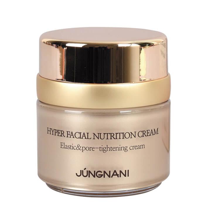 Крем для лица Jungnani Hyper Facial Nutrition Cream Гиперпитательный крем с дозатором для комплексного ухода за кожей лица фото