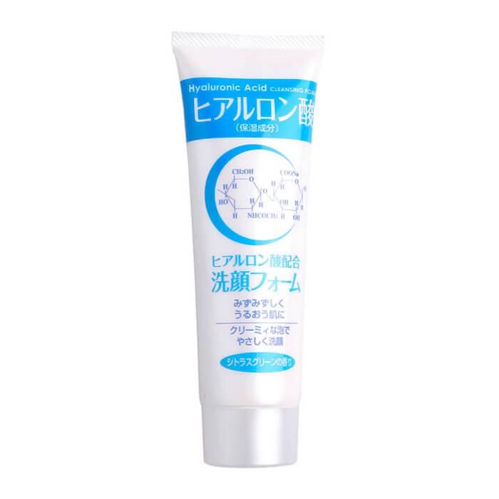 Купить Очищающая пенка Junlove Washing Foam (Hyaluronan), Пенка для умывания лица с гиалуроновой кислотой, Япония