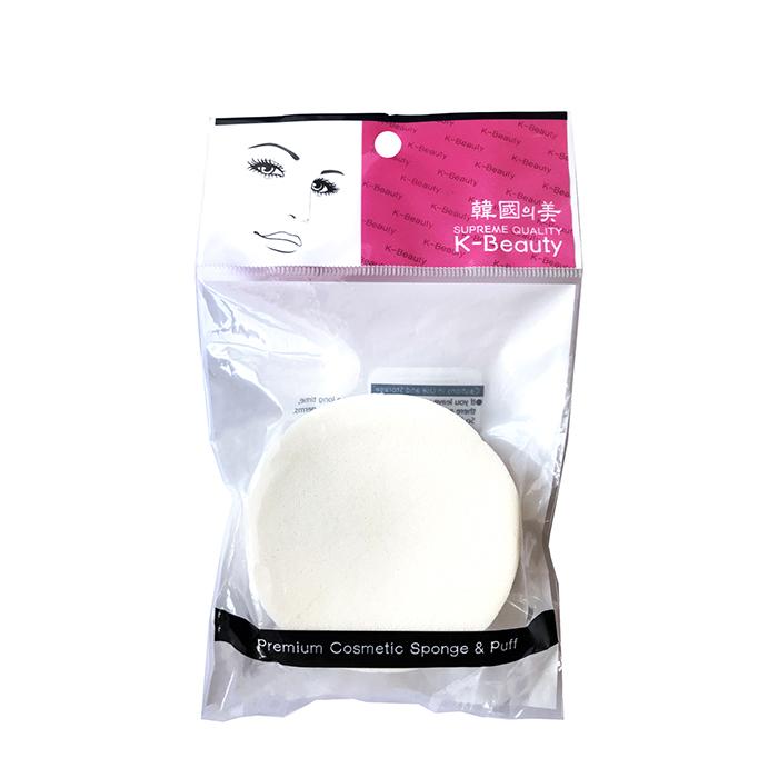 Купить Спонжи косметические K-Beauty NR-3 Круг (8 сегментов), Спонжи-сегменты косметические в форме круга в индивидуальной упаковке, Южная Корея