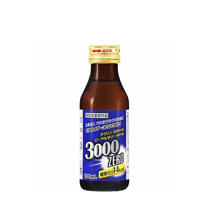 Купить Напиток Kinyo Pharmaceutical Секрет энергии 3000 , Напиток энергетический негазированный для употребления в любое время суток, Япония