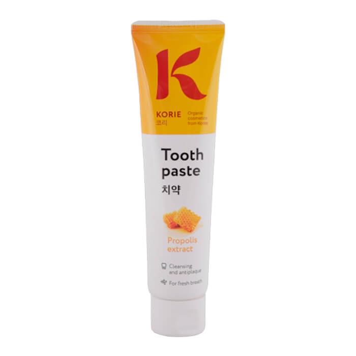 Купить Зубная паста Korie Toothpaste Propolis Extract, Зубная паста для полости рта с экстрактом прополиса, Южная Корея