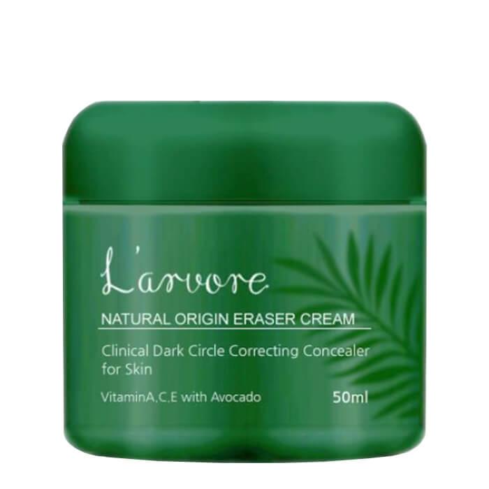 Купить Крем для лица L'arvore Natural Origin Super Eraser Cream, Балансирующий крем для лица с комплексом Super Food 6, L'arvore, Южная Корея