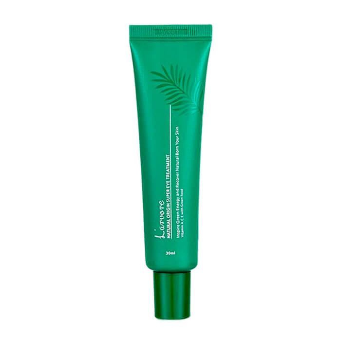 Купить Крем для век L'arvore Natural Origin Super Eye Treatment, Интенсивный крем для кожи вокруг глаз с комплексом Super Food 6, L'arvore, Южная Корея
