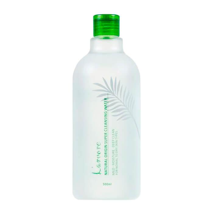 Купить Мицеллярная вода L'arvore Natural Origin Super Cleansing Water, Мягкое средство для снятия макияжа лица с комплексом Super Food 6, L'arvore, Южная Корея