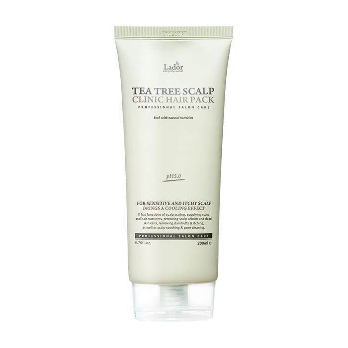 Маска для кожи головы La'dor Tea Tree Scalp Clinic Hair Pack