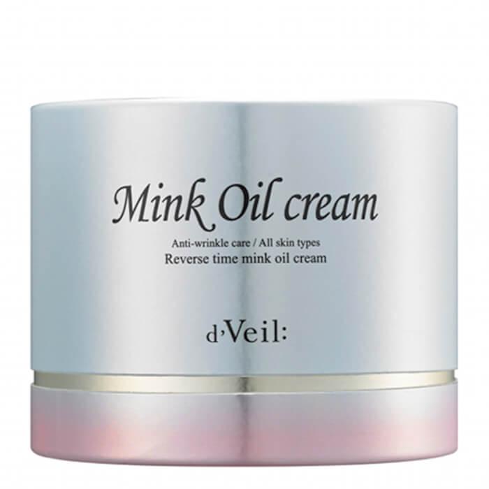 Купить со скидкой Крем для лица Ladykin d'Veil Reverse Time Mink Oil Cream