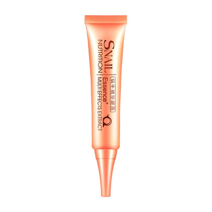 Купить Крем для век Laikou Snail Nutrition Essence+ Eye Cream, Крем для ежедневного ухода за кожей вокруг глаз с муцином улитки, Китай
