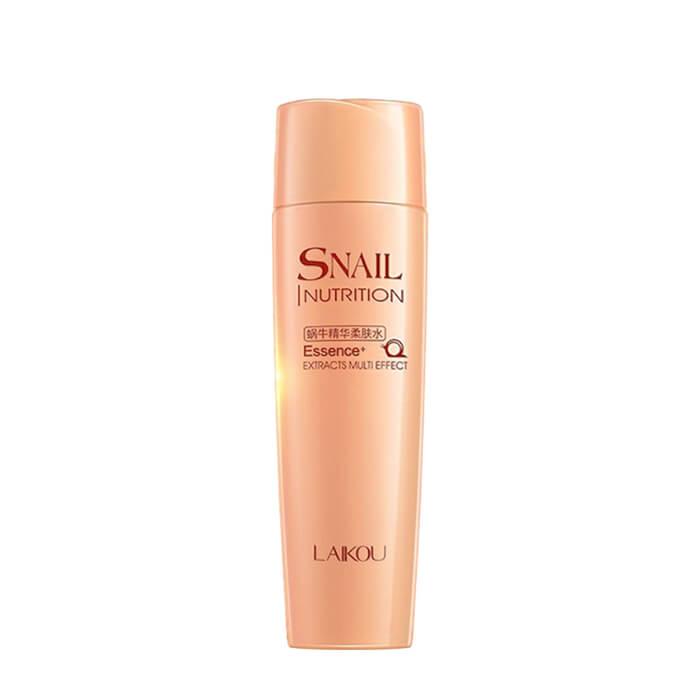Лосьон для лица Laikou Snail Nutrition Essence+ Lotion Лосьон-эссенция для ежедневного ухода за кожей лица с муцином улитки фото