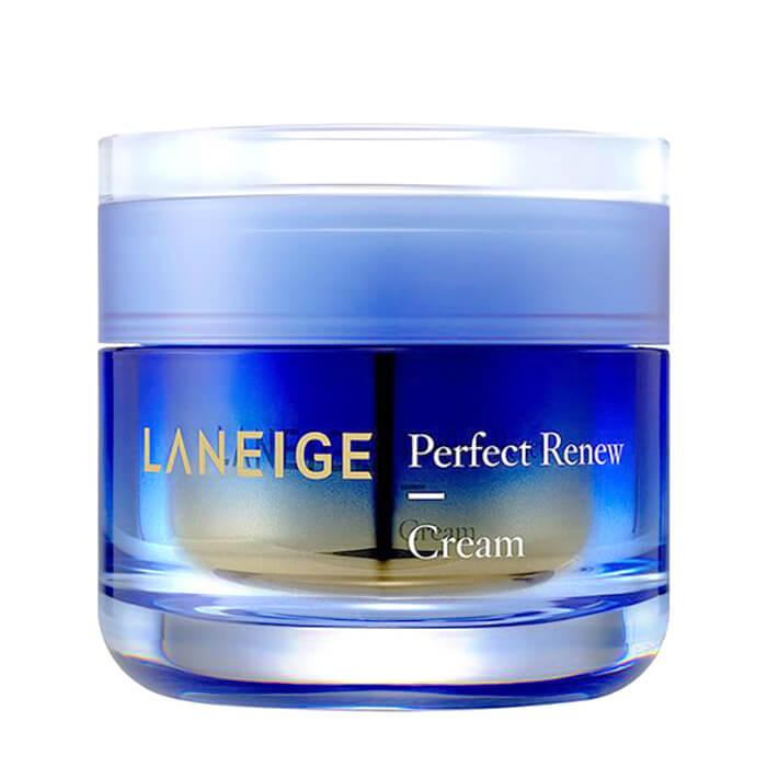Крем для лица Laneige Perfect Renew Cream Крем для интенсивного восстановления и увлажнения уставшей кожи лица фото
