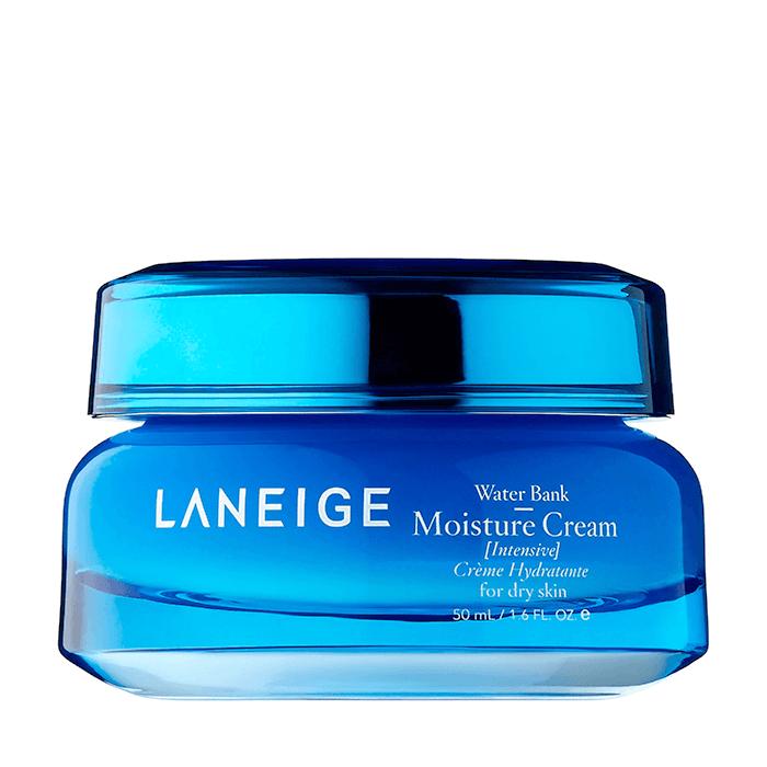 Крем для лица Laneige Water Bank Moisture Cream Увлажняющий крем с гидро-ионизированной водой для лица фото