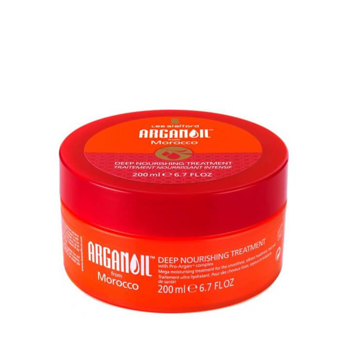 Купить Маска для волос Lee Stafford Arganoil From Marocco Treatment, Интенсивная питательная маска для волос с аргановым маслом, Великобритания