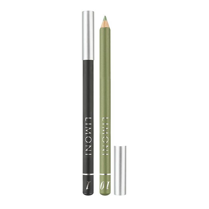 Купить Карандаш для век Limoni Eye Pencil, Цвет Тон №10, Карандаш для нанесения чёткого и ровного макияжа век, Италия