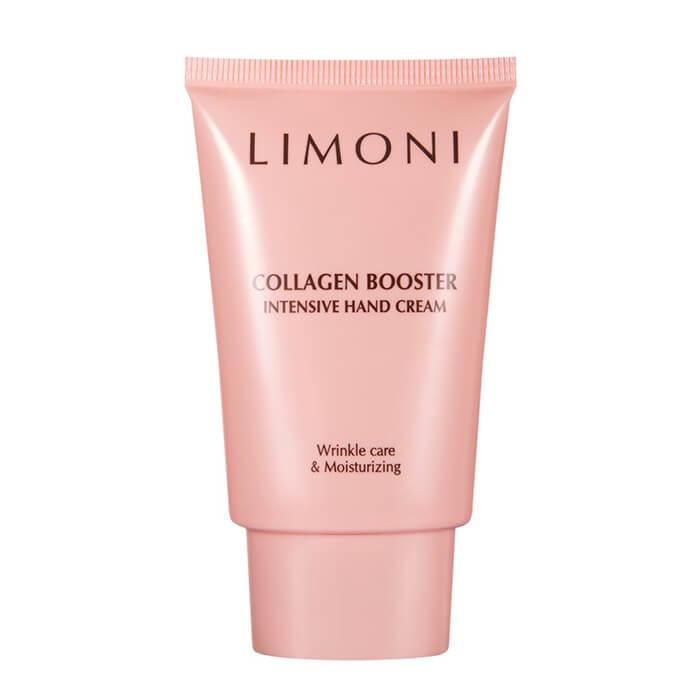 Купить Крем для рук Limoni Collagen Booster Intensive Hand Cream, Восстанавливающий крем для рук с морским коллагеном, Южная Корея