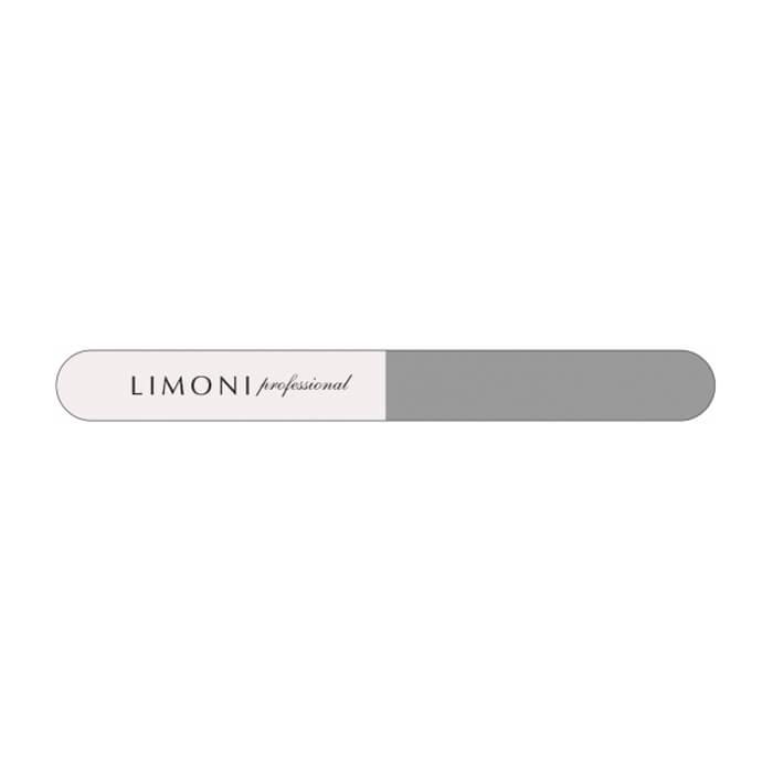 Купить Пилка для ногтей Limoni Полировочная, Профессиональная 4-х стороняя пилка для ногтей, Южная Корея