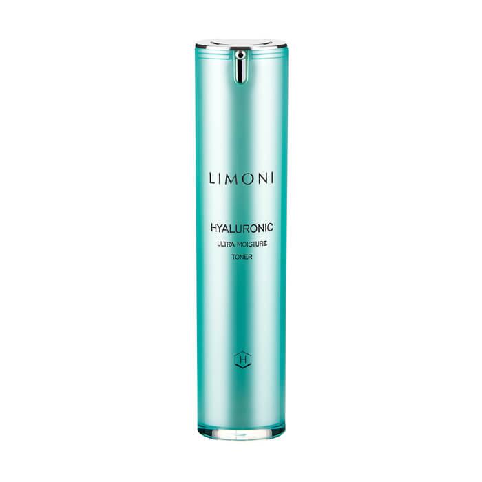 Купить Тонер для лица Limoni Hyaluronic Ultra Moisture Toner, Увлажняющий тонер с гиалуроновой кислотой для лица, Южная Корея