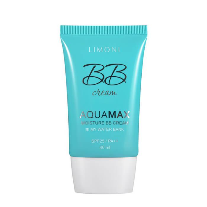 Купить ВВ крем Limoni Aquamax Moisture BB Cream, Цвет Тон №2, Увлажняющий ББ крем для маскировки несовершенств кожи лица, Южная Корея