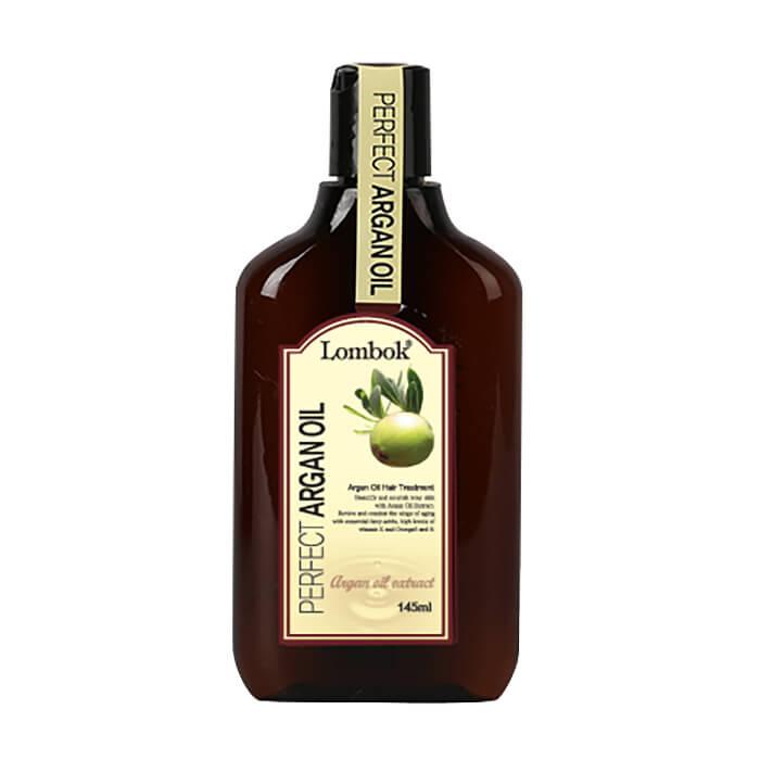 Купить Масло для волос Lombok Perfect Argan Oil, Аргановое масло для комплексного ухода за волосами, Южная Корея