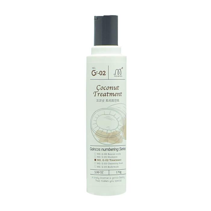 Купить Маска для волос Maruemsta Coconut Treatment, Питательный бальзам-маска для волос на основе кокосового масла, Южная Корея