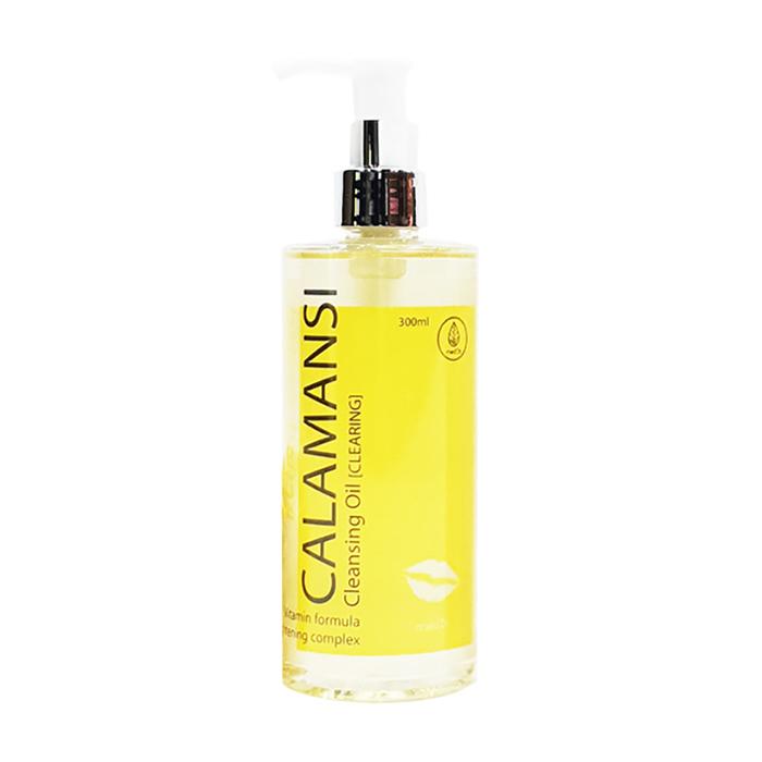 Купить Гидрофильное масло Med:B Calamansi Cleansing Oil, Гидрофильное масло для глубокого очищения кожи лица с экстрактом каламанси, Южная Корея