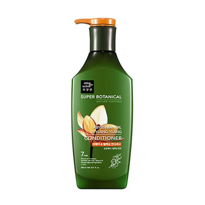 Купить Кондиционер для волос Mise-en-scène Super Botanical Repair & Relaxing Conditioner, Восстанавливающий расслабляющий кондиционер для волос, Южная Корея