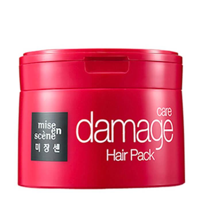 Купить Маска для волос Mise-en-scène Damage Care Hair Pack, Восстанавливающая маска для повреждённых волос, Южная Корея