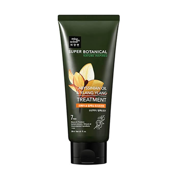 Купить Маска для волос Mise-en-scène Super Botanical Repair & Relaxing Treatment, Восстанавливающая расслабляющая маска для волос, Южная Корея