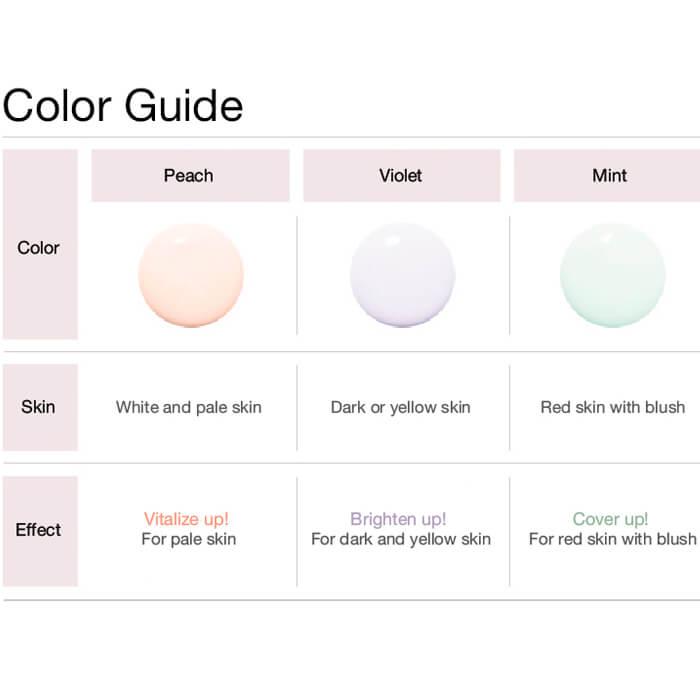 База под макияж Missha Lighting Tone Up Base, Цвет #2 Peach | Персиковый Праймер для подготовки кожи лица к нанесению макияжа, Цвет #2 Peach | Персиковый