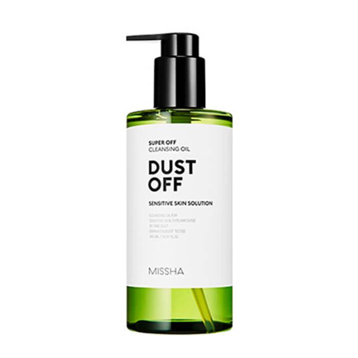 Купить Гидрофильное масло Missha Super Off Cleansing Oil - Dust Off, Гидрофильное масло для очищения лица от пыли, Южная Корея