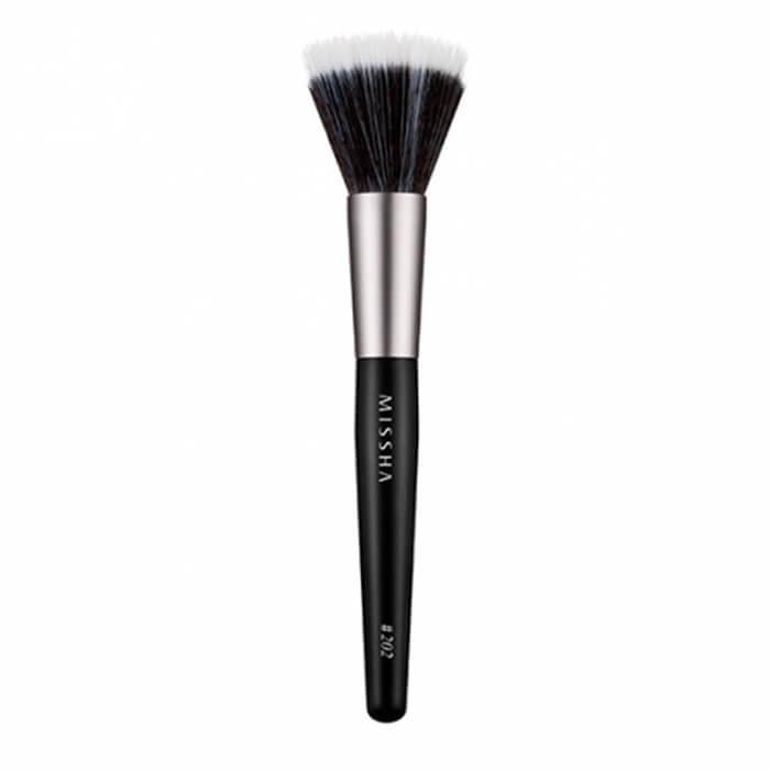 Кисть для пудры Missha Artistool Powder Brush #202, Специальная кисть для лёгкого и аккуратного нанесения пудры, Южная Корея  - Купить