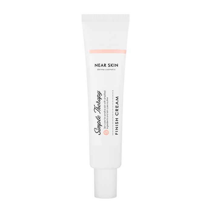 Крем для лица Missha Near Skin Simple Therapy Finish Cream Финишный крем для чувствительной кожи лица и век фото
