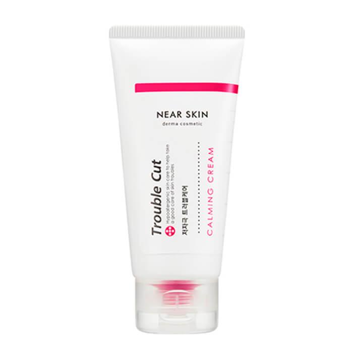 Купить Крем для лица Missha Near Skin Trouble Cut Calming Cream, Успокаивающий крем для проблемной кожи лица, Южная Корея