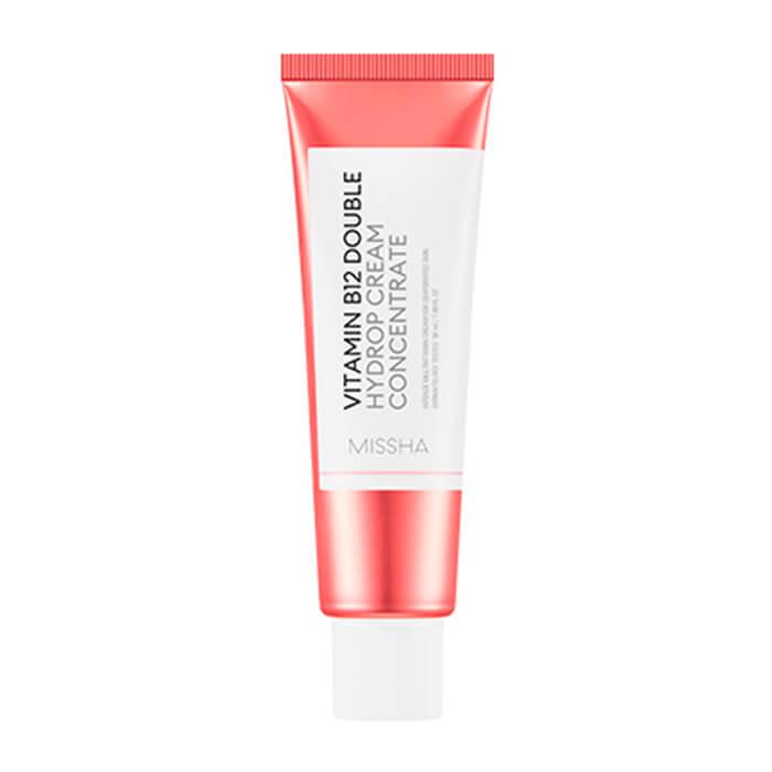 Купить Крем для лица Missha Vitamin B12 Double Hydrop Concentrate Cream, Увлажняющий концентрированный крем для лица с витамином В12, Южная Корея