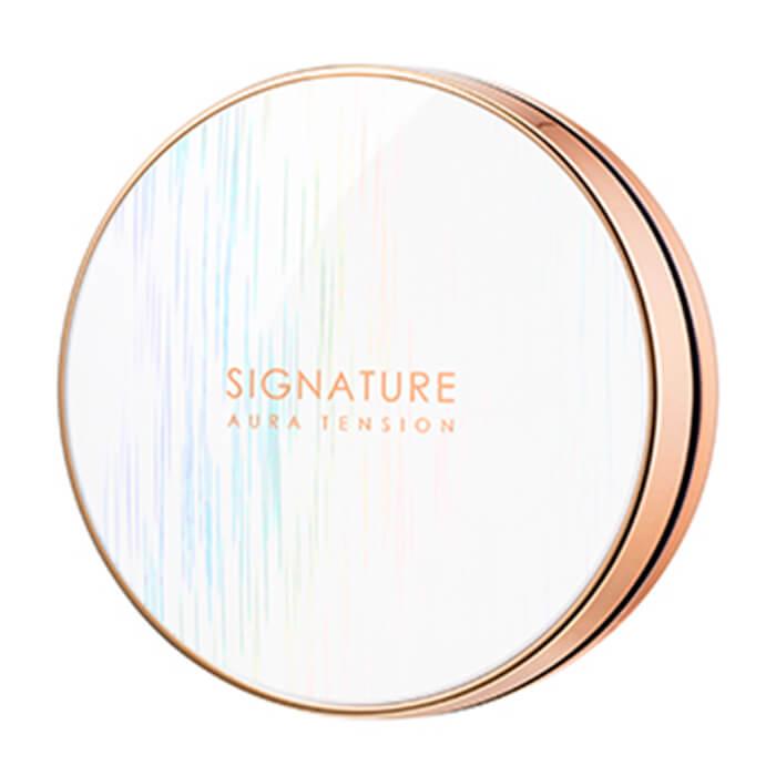 Купить Кушон для лица Missha Signature Aura Tension - Deep Moisture, Увлажняющий тональный кушон для идеального покрытия, Южная Корея