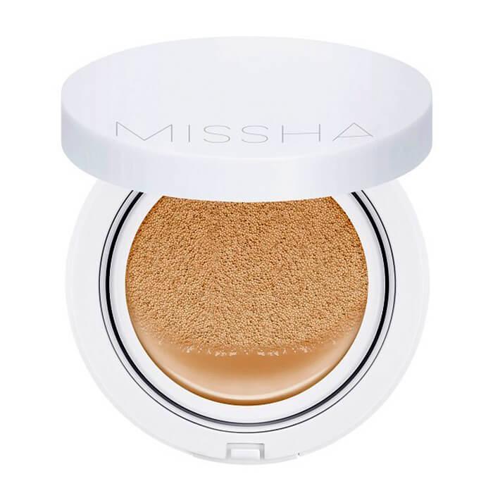 Кушон Missha Magic Cushion - Moist Up Увлажняющий стойкий кушон для создания безупречного макияжа фото