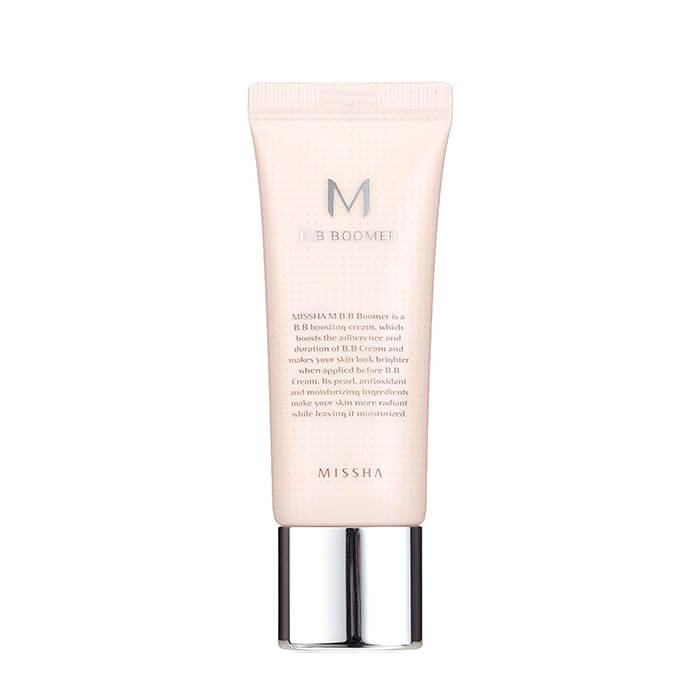Основа под макияж Missha M B.B Boomer (20 мл) Праймер для усиления стойкости и эффекта от ВВ крема фото