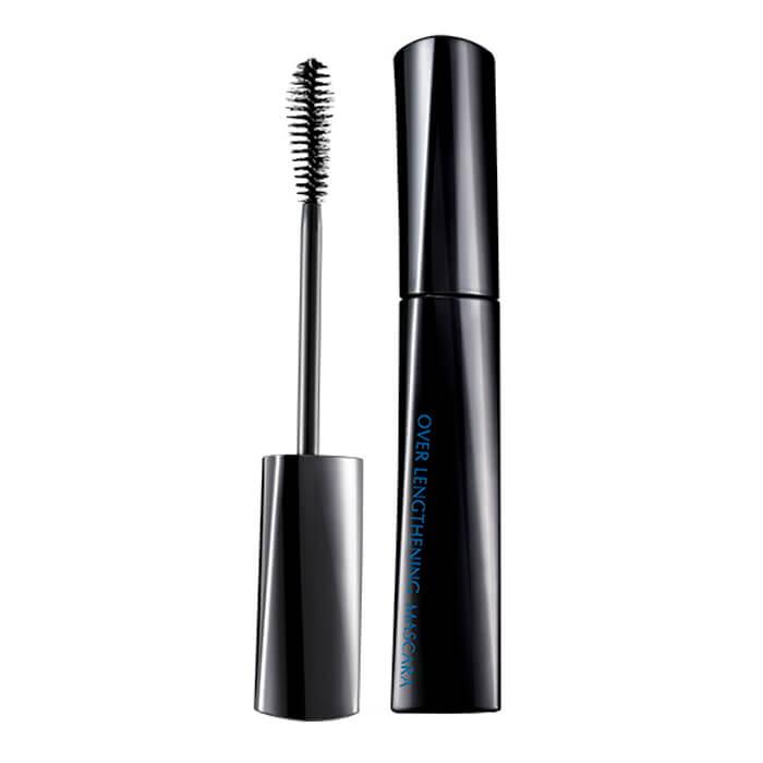 Купить Тушь для ресниц Missha Over Lengthening Mascara - Wave Lash, Подкручивающая тушь с эффектом нарощенных ресниц, Южная Корея